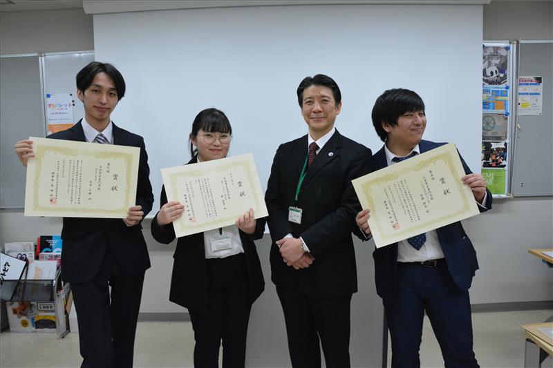 제9회 전국 전문학교 게임 컴페티션으로 게임 기획 과학생이 그랑프리를 수상!