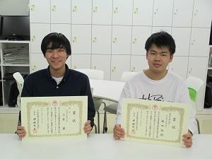 [정보 비즈니스 라이센스과]제9회 문서 디자인 콘테스트 3명 동시 수상!