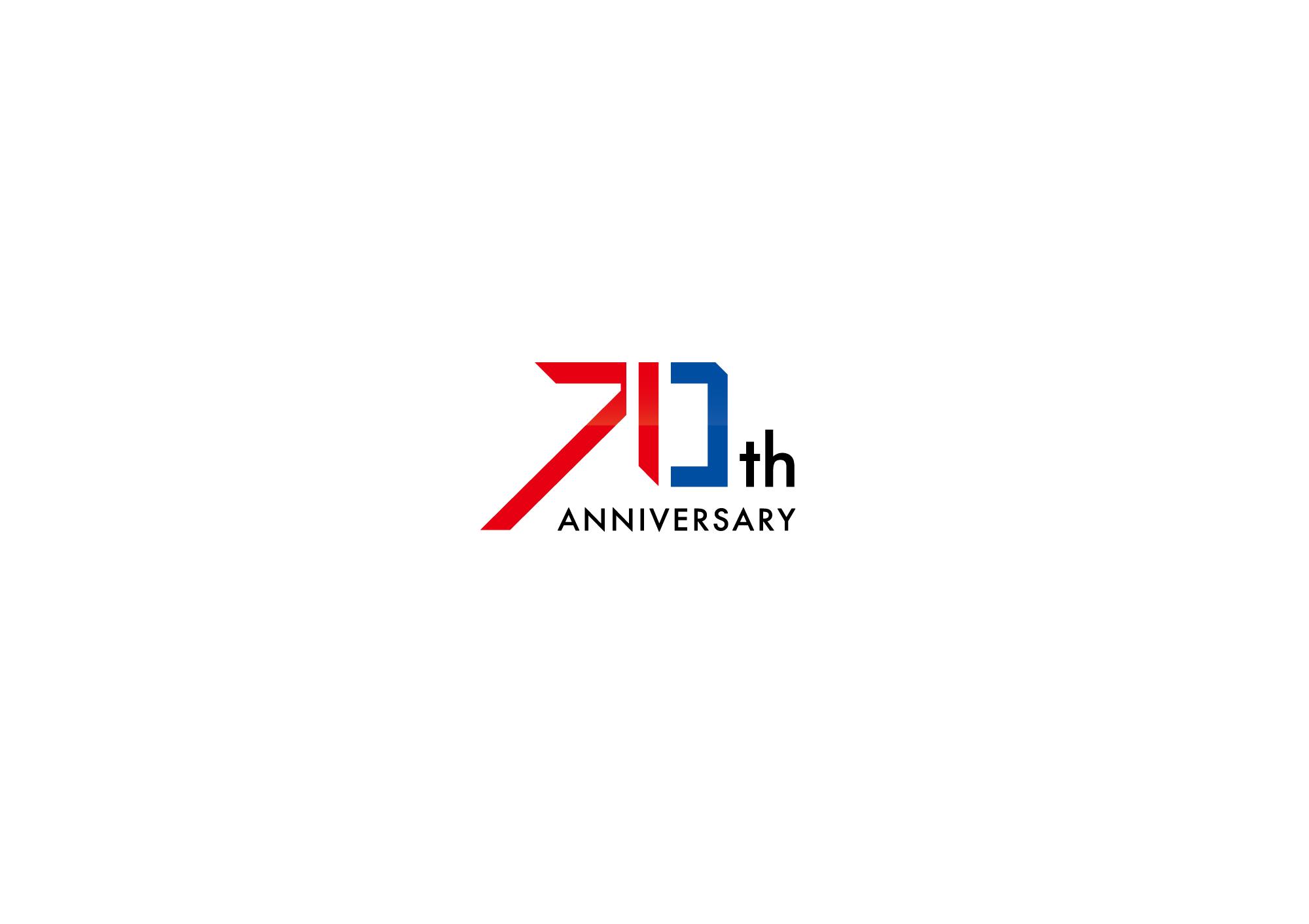 학교 법인 전자 학원 70주년 기념